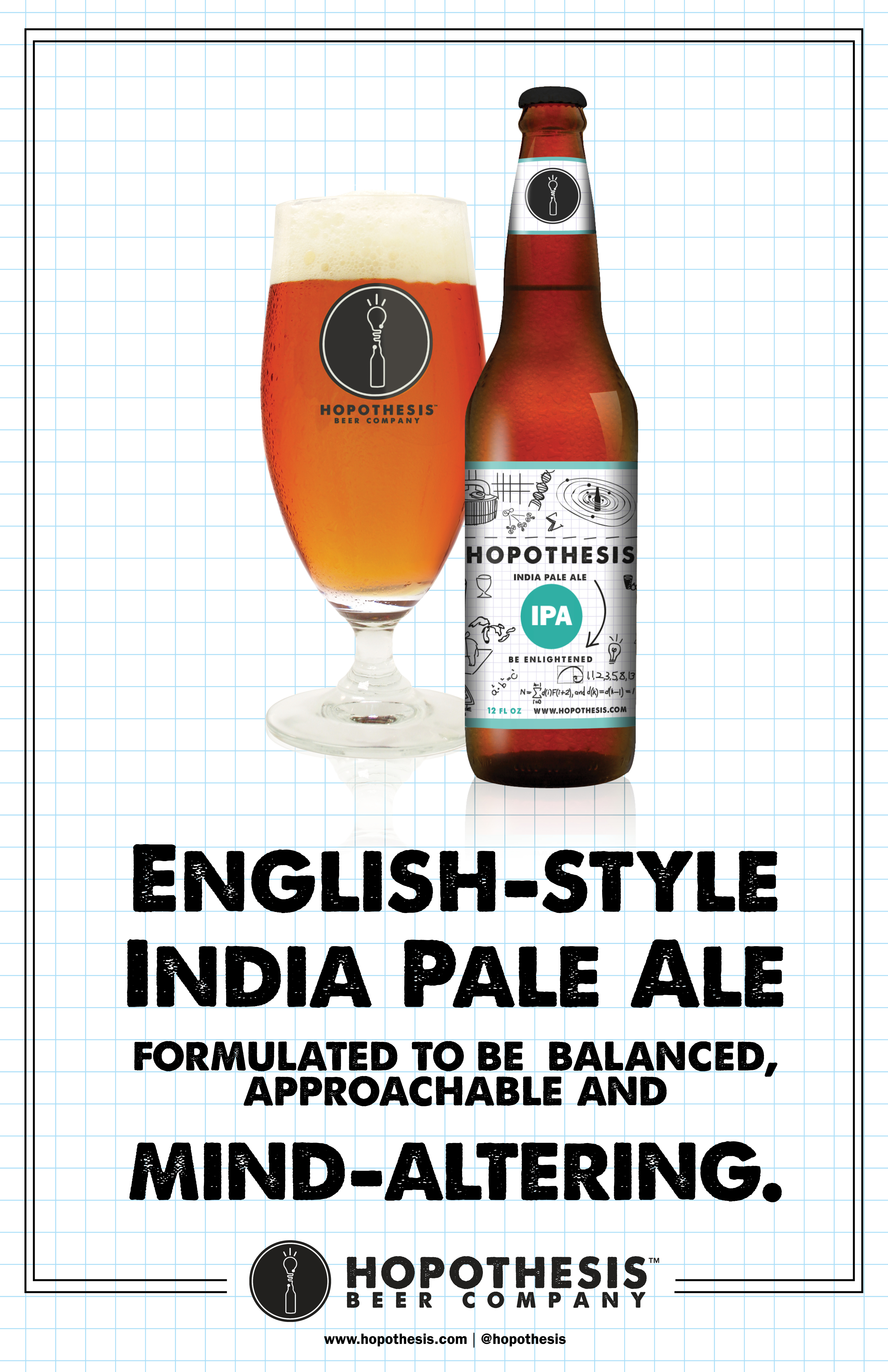 On-Premise IPA Poster 11x17