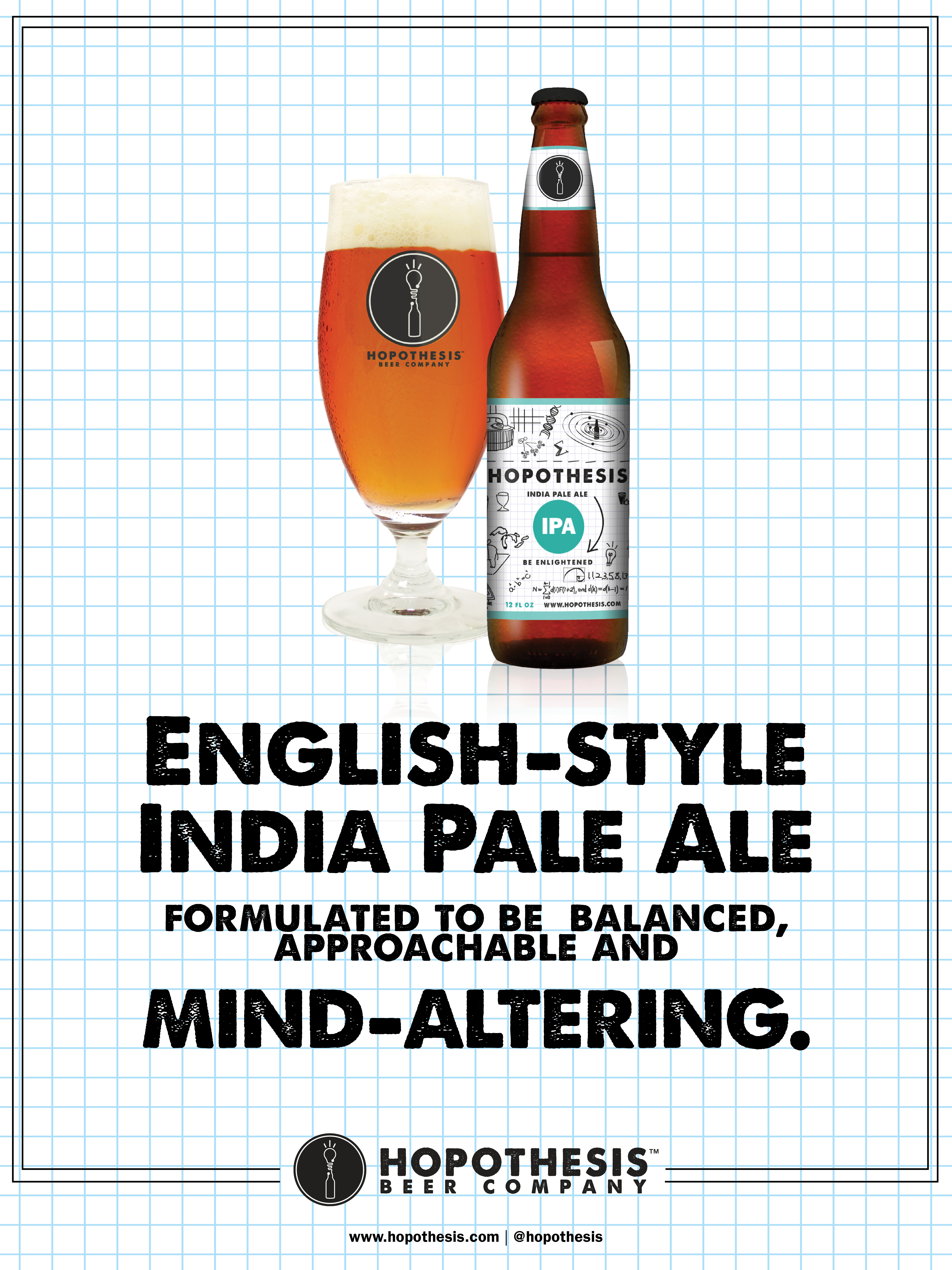 On-Premise IPA Poster 18x24